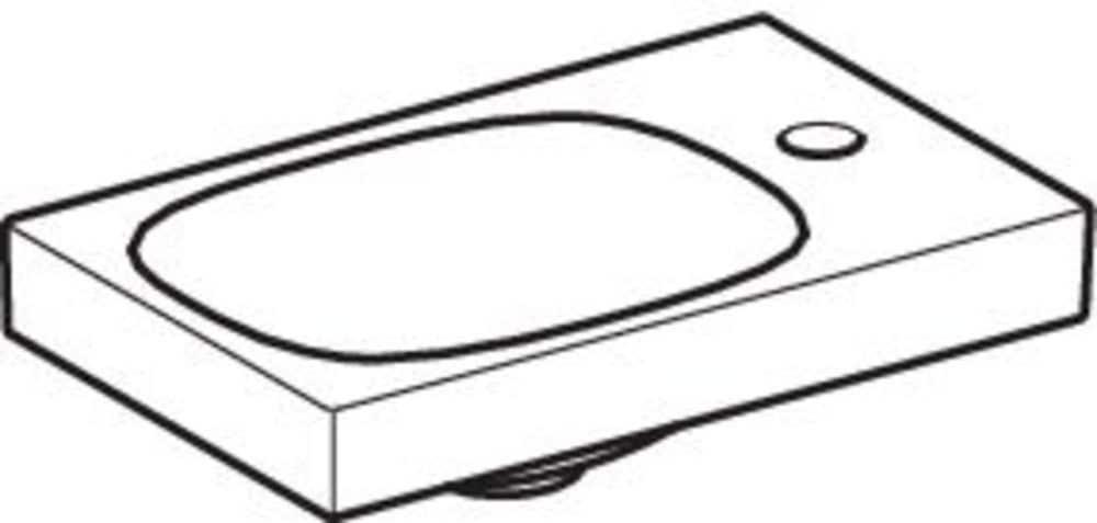 Handwaschbecken GEBERIT Handwaschbecken Acanto