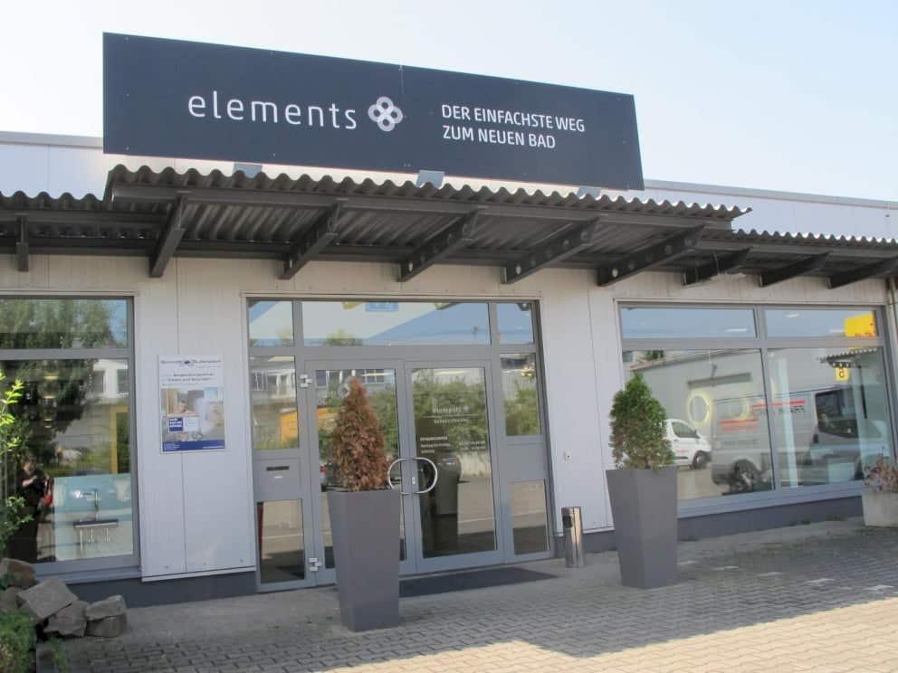 ELEMENTS Bergisch Gladbach-Hand