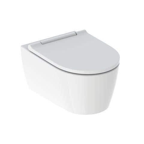 Wand-WCs GEBERIT Wandtiefspül-WC-Set