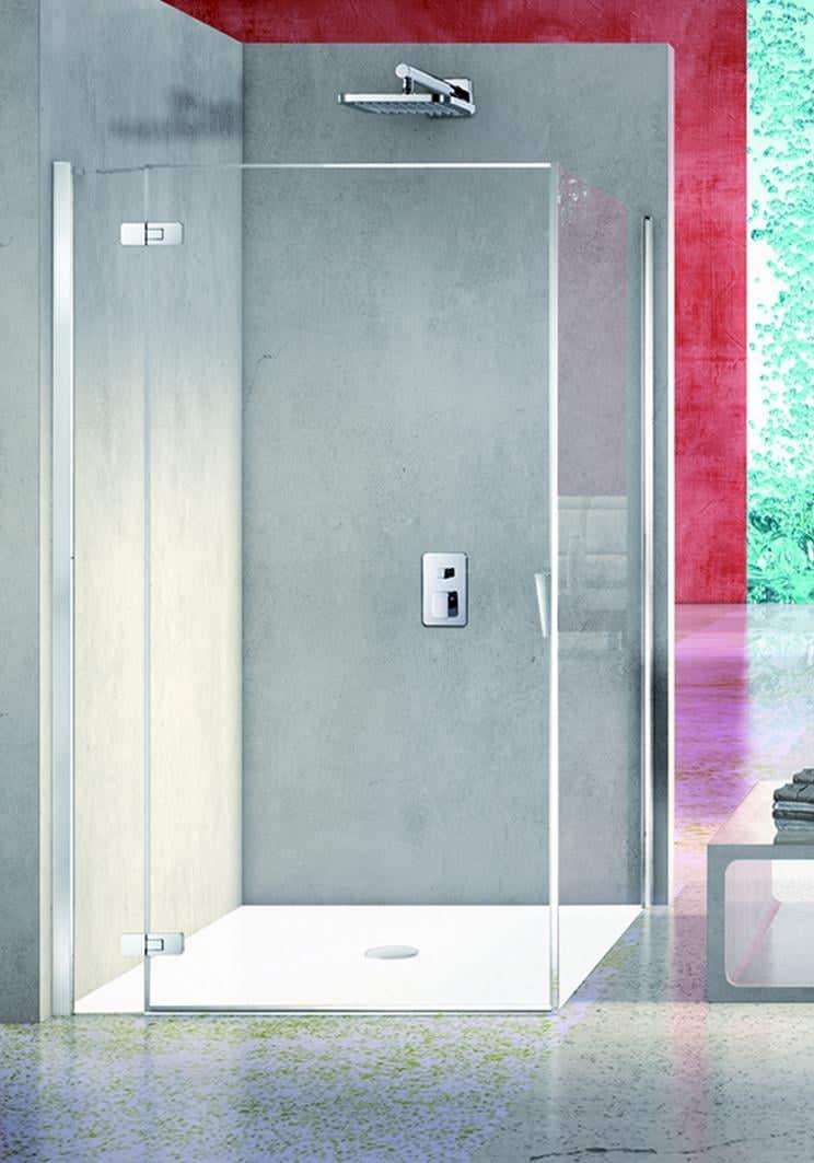 Duschabtrennungen duka Seitenwand pura R