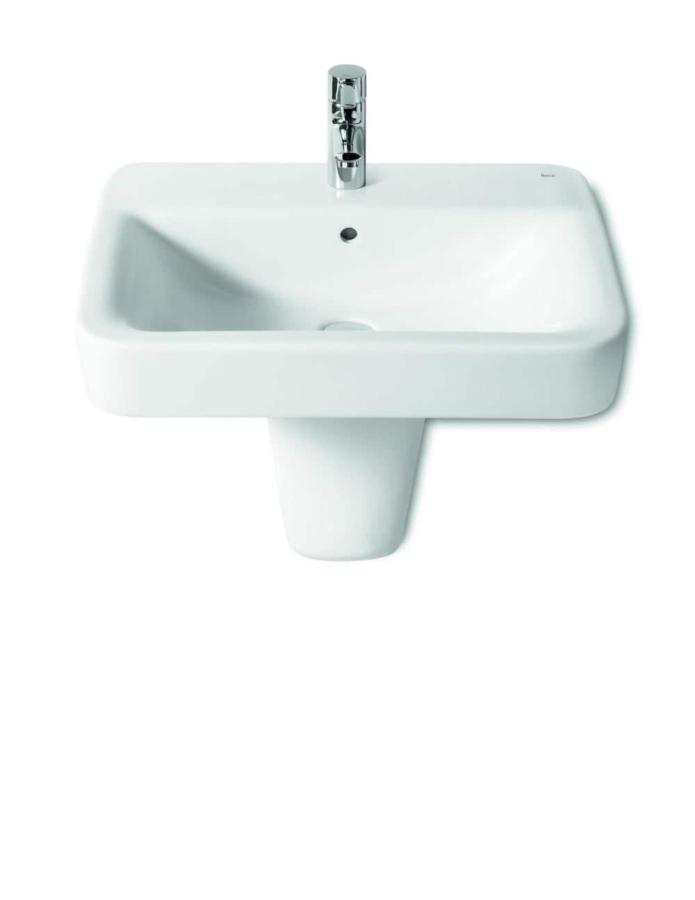 Waschbecken ROCA Waschtisch Senso Square