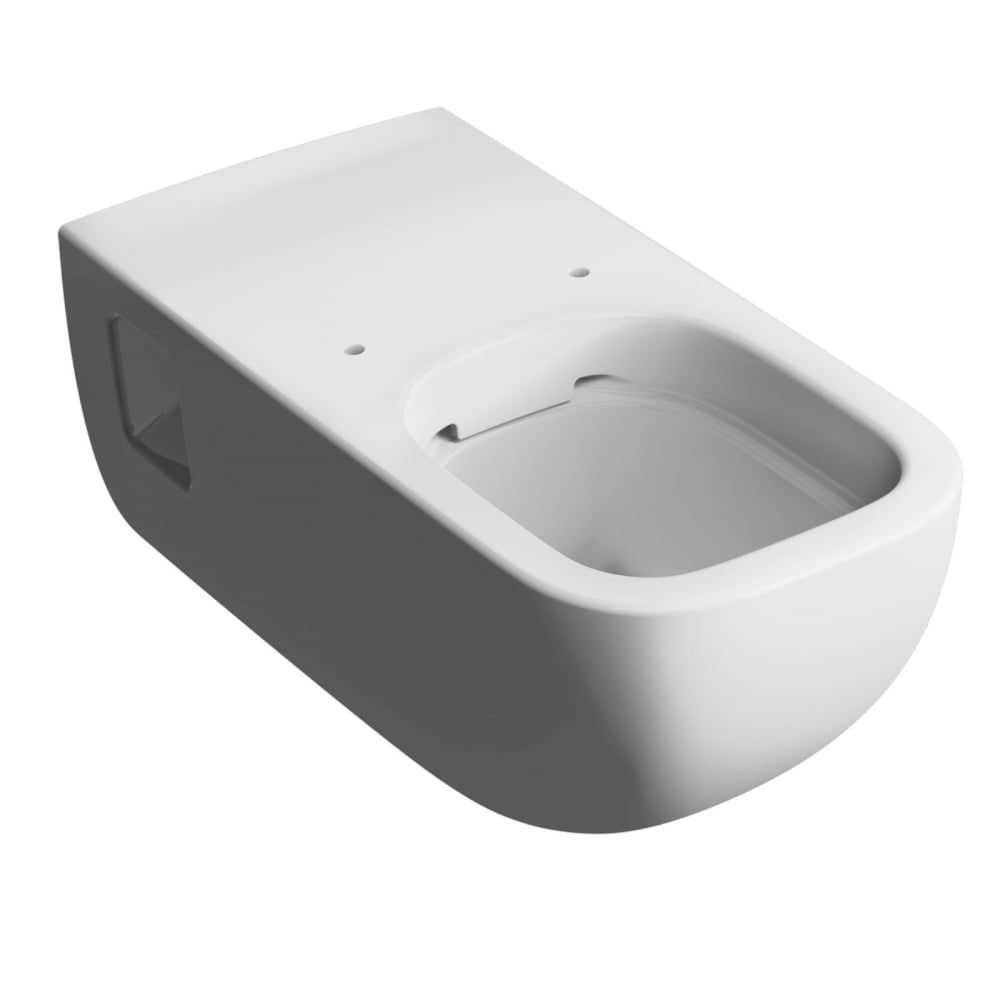 Wand-WCs VIGOUR Wand-Tiefspül-WC derby plus care