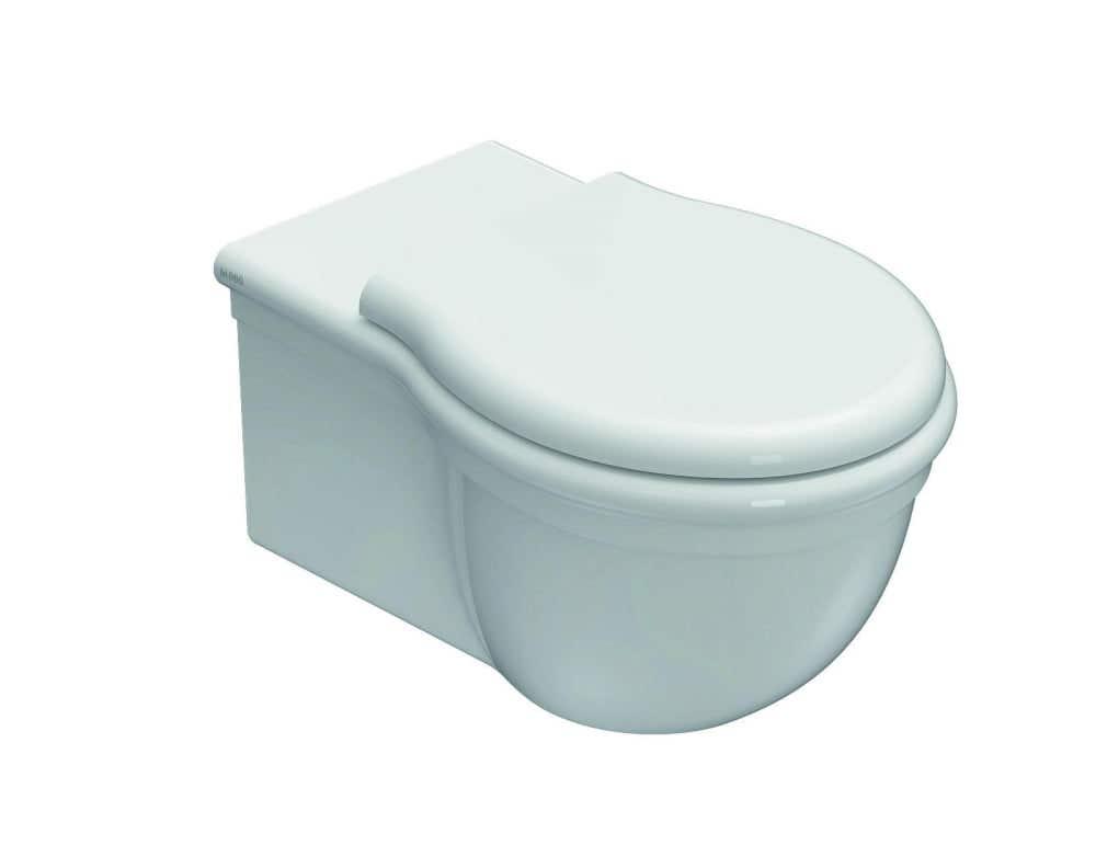 Wand-WCs Ceramica Globo Wand-WC Paestum