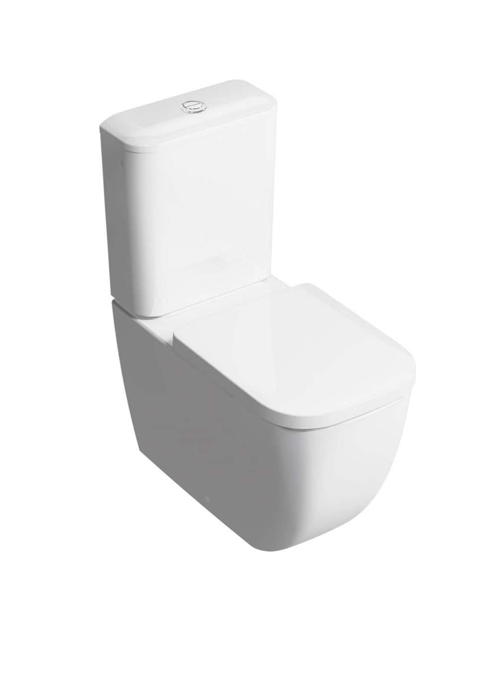 Stand-WCs VIGOUR Stand-Tiefspül-WC-Kombination derby