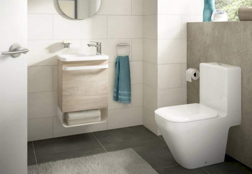Stand-WCs Ideal Standard Wand-Tiefspül-WC Tonic II