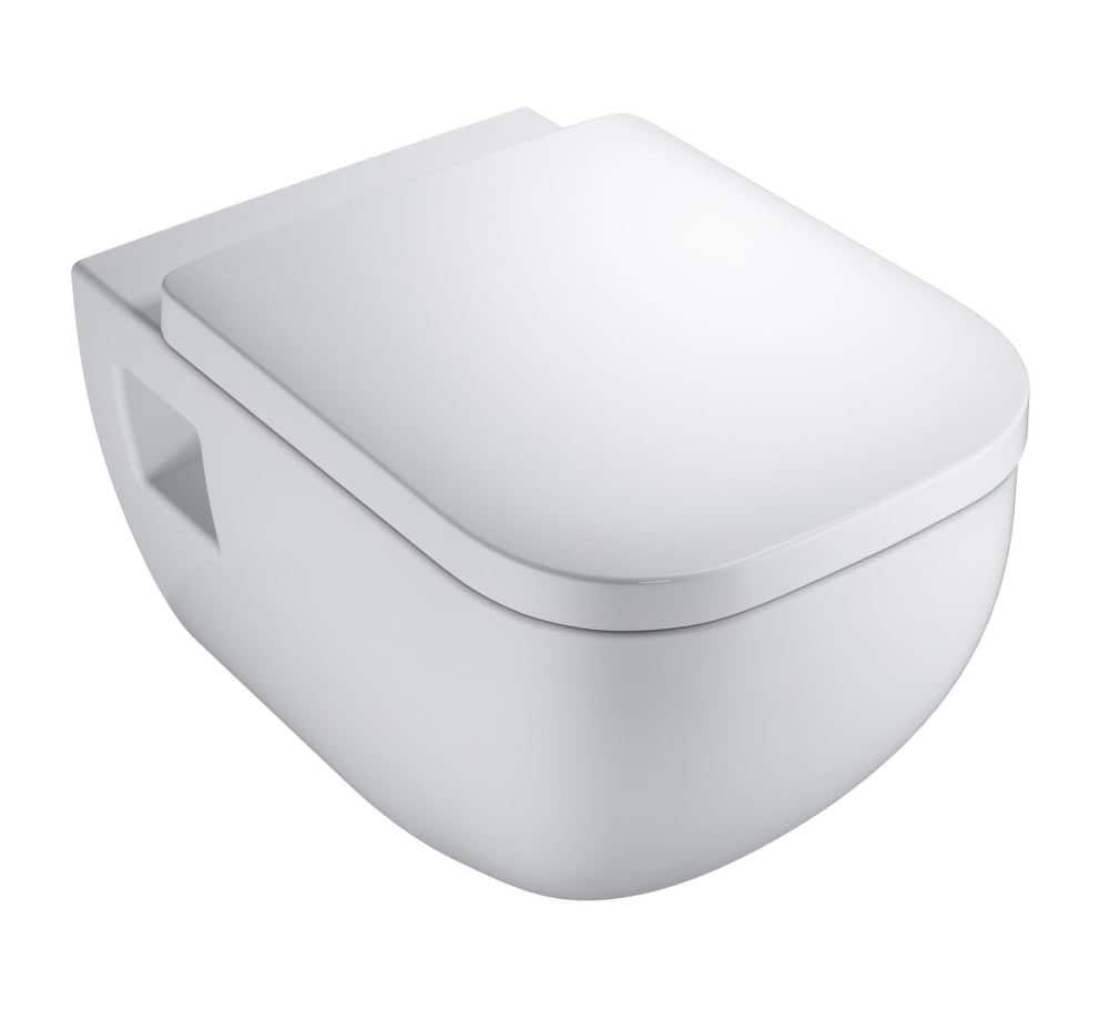 Wand-WCs VIGOUR Wand-Flachspül-WC derby
