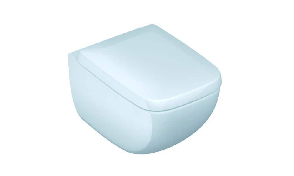 Wand-WCs VIGOUR Wand-Tiefspül-WC white