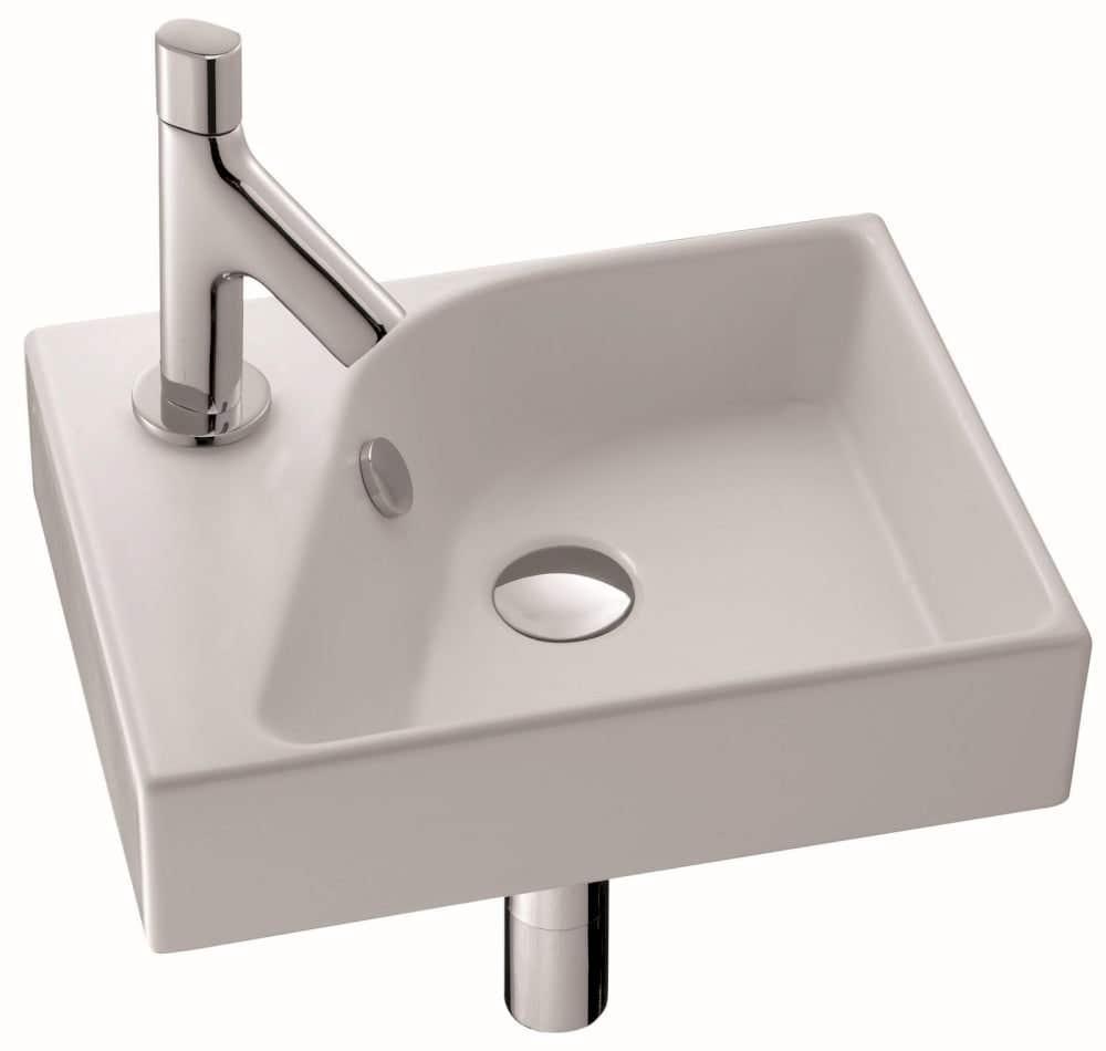 Handwaschbecken Jacob Delafon Handwaschbecken Rythmik