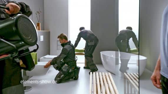 elements tv spot deutschlands fachhandwerker auf der kino leinwand