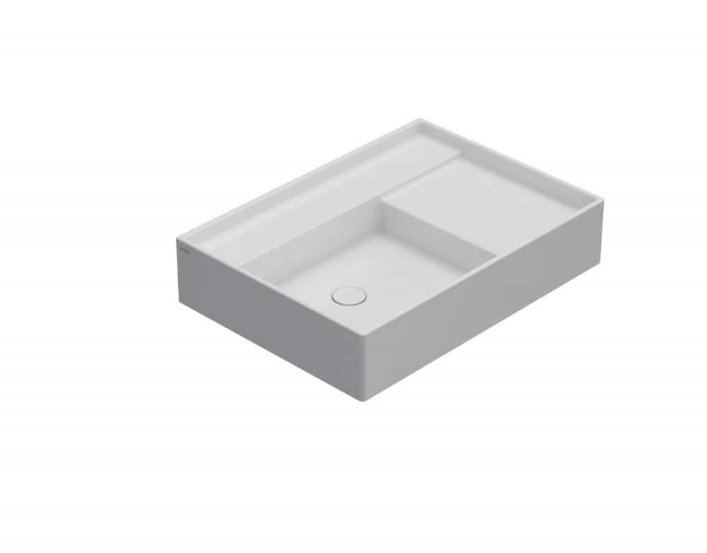 Waschbecken Ceramica Globo Aufsatzwaschtisch Display