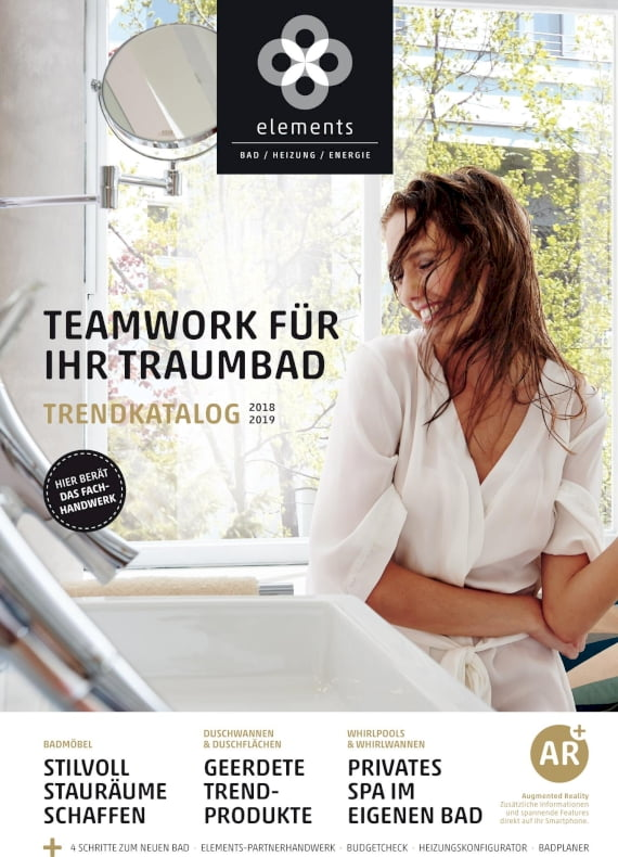 Das Cover des neuen ELEMENTS-Katalogs