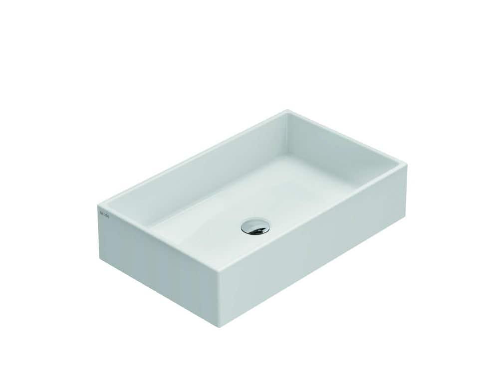Waschbecken Ceramica Globo Aufsatzwaschtisch Forty3