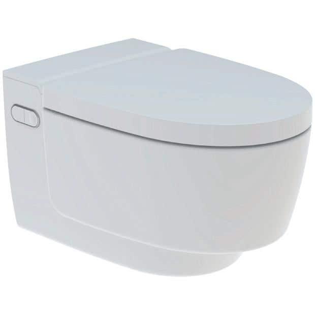 Wand-WCs GEBERIT Dusch-WC AquaClean Mera