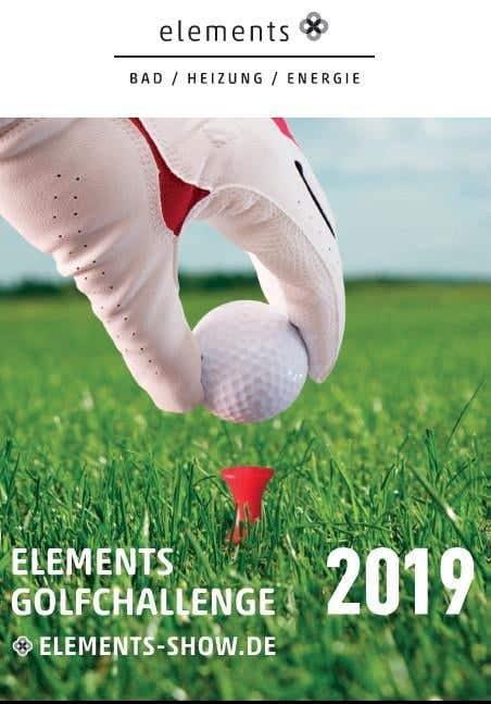 ELEMENTS Golfchallenge