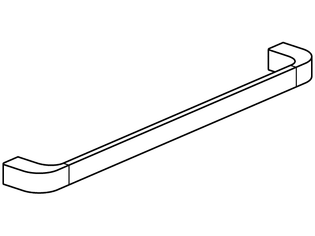 Accessoires HEWI Badetuchhalter System 800