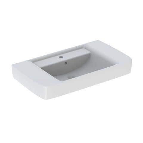 Waschbecken GEBERIT Aufsatzwaschtisch Renova Nr.1 Plan
