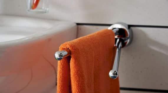 Accessoires Badezimmer Handtuchhalter