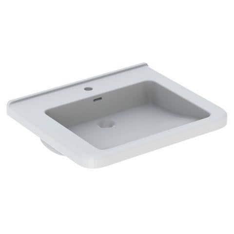 Waschbecken GEBERIT Waschtisch Renova Nr.1 Comfort