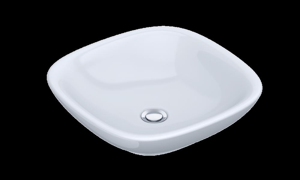 Waschbecken VIGOUR Aufsatzschale white