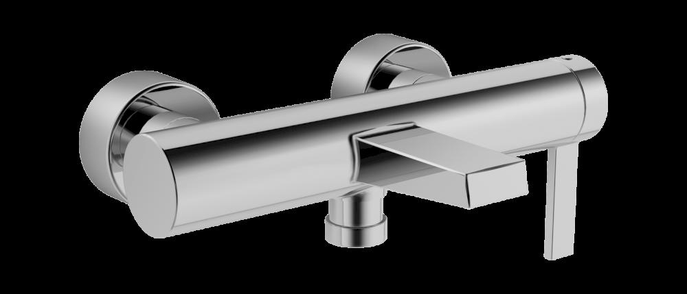 Badewannenarmaturen Hansa Armaturen Einhand-Wannenbatterie Hansaloft