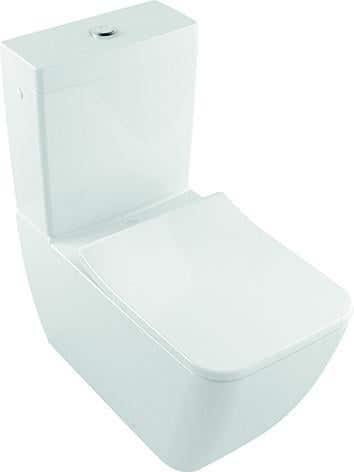 Stand-WCs Villeroy & Boch Stand-Tiefspül-WC-Kombination Empora