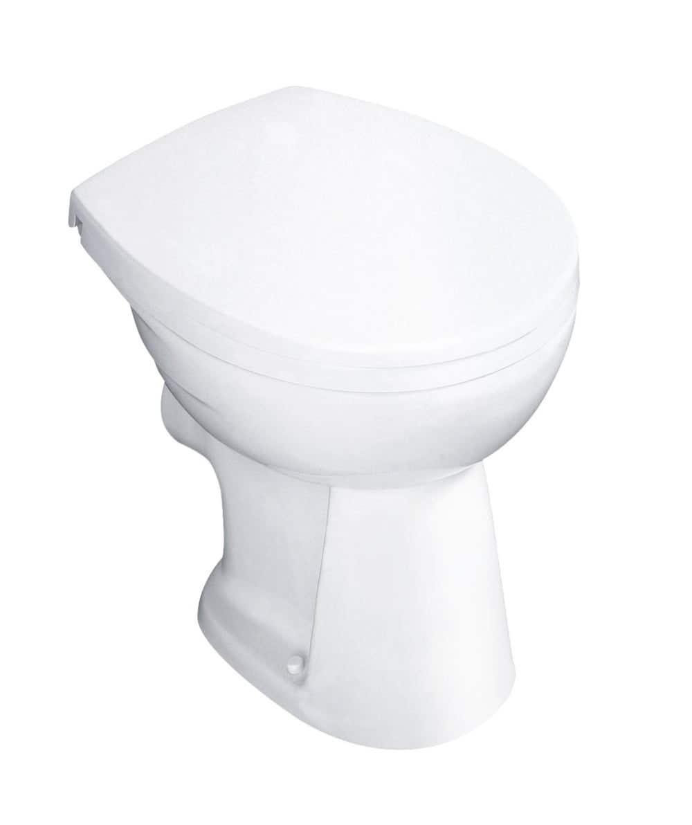 Stand-WCs VIGOUR Standtiefspül-WC derby basic