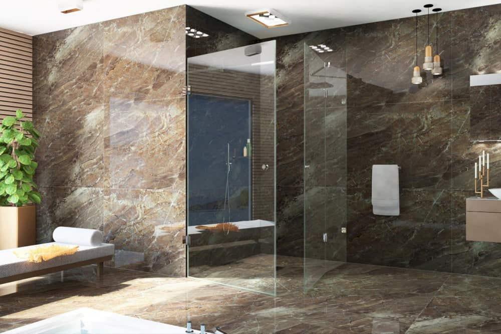 Duschabtrennungen Glassdouche