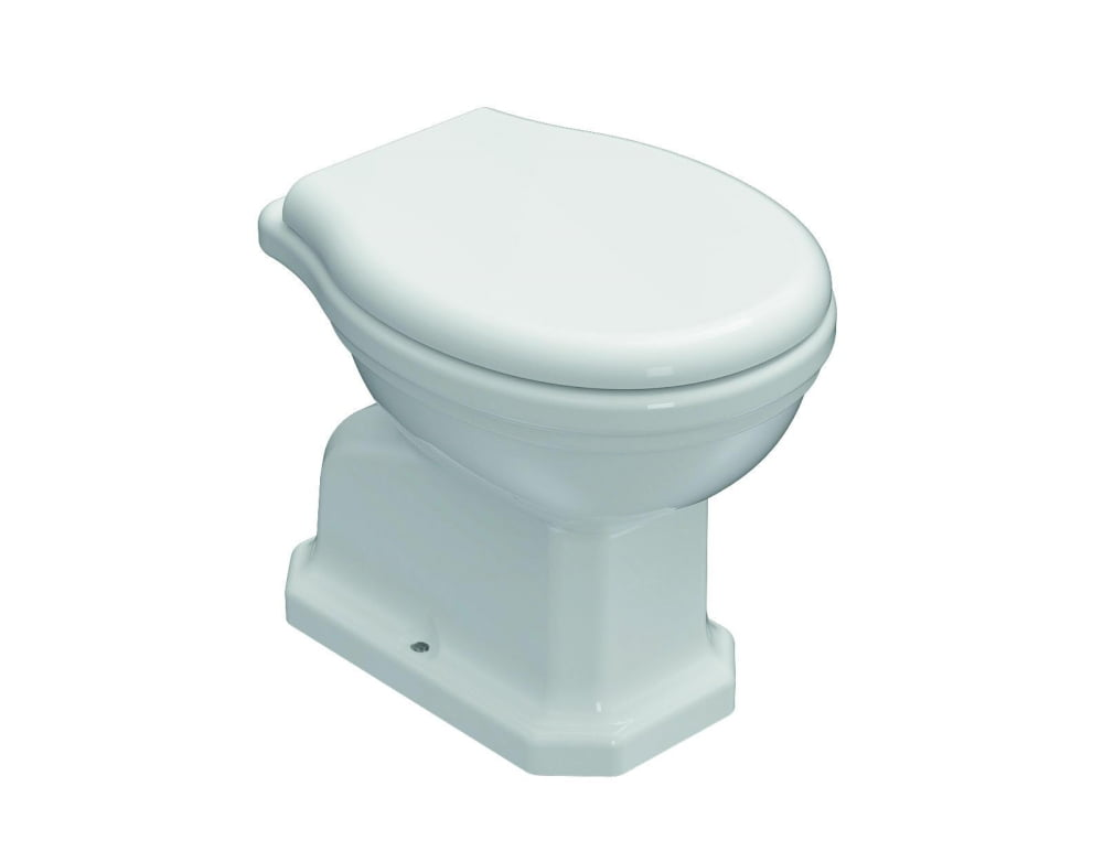 Stand-WCs Ceramica Globo Stand-WC Paestum