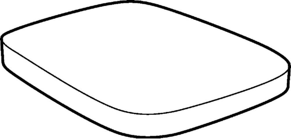 WC-Sitze GEBERIT WC-Sitz Renova Plan