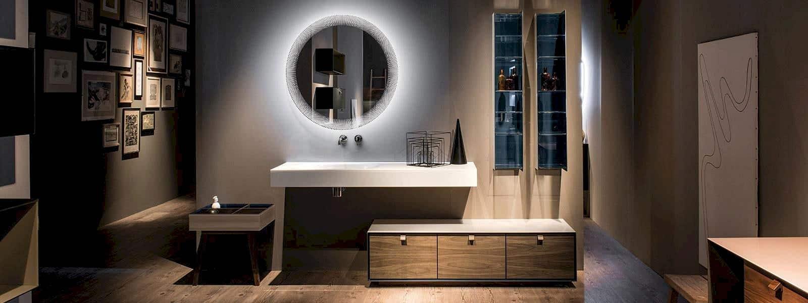 Holz in der Hütte – für mehr Natürlichkeit im Bad | elements ...