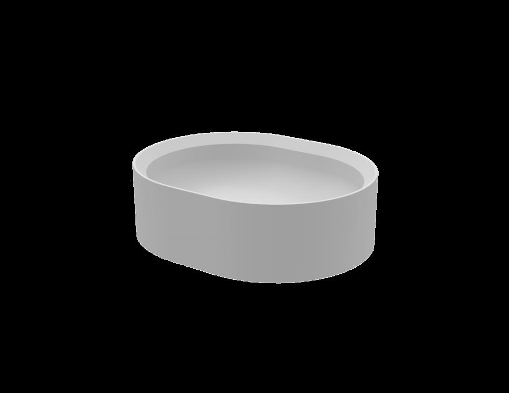 Waschbecken Knief Aufsatzwaschtisch pearl