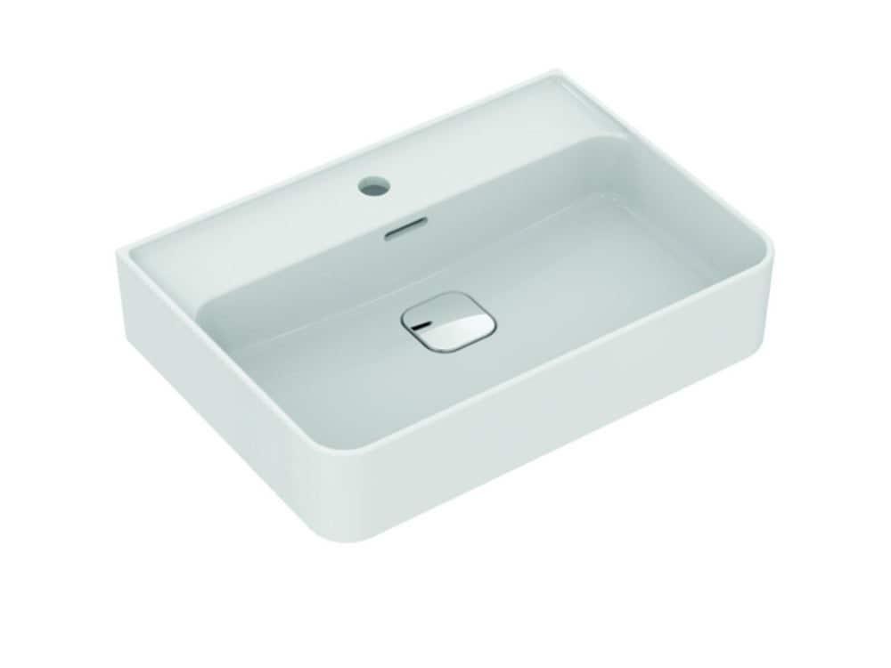 Waschbecken Ideal Standard Einzelwaschtisch STRADA II
