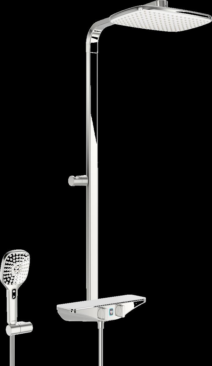 Duschsysteme Hansa Armaturen Brausethermostat