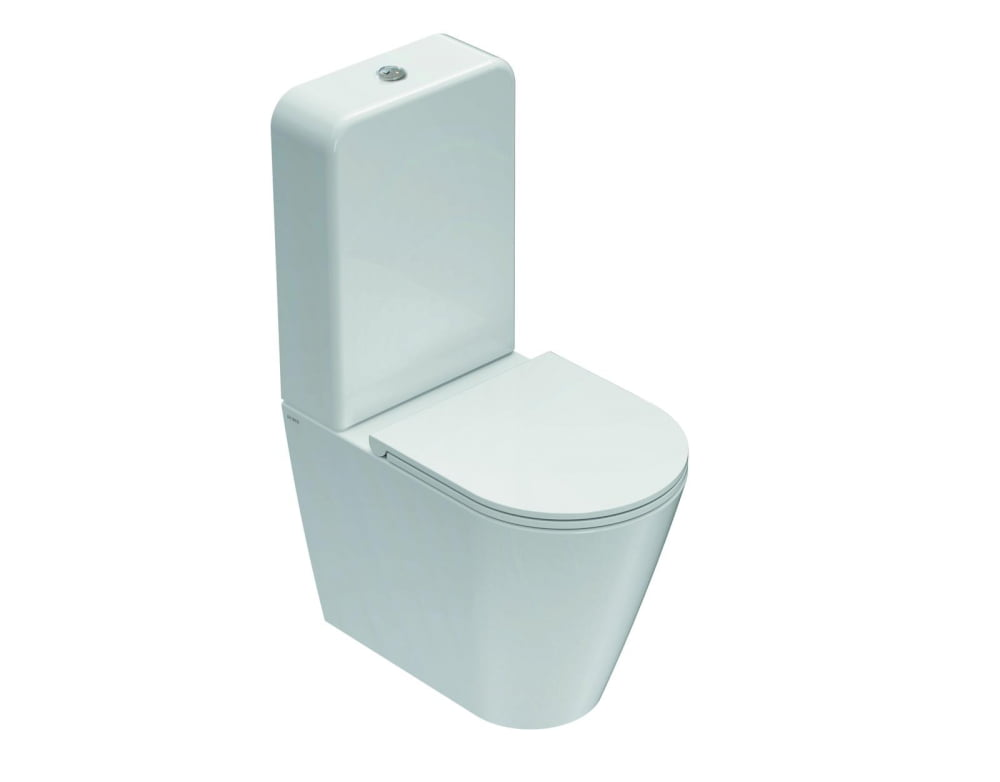 Wand-WCs Ceramica Globo Stand-WC-Kombination Forty3