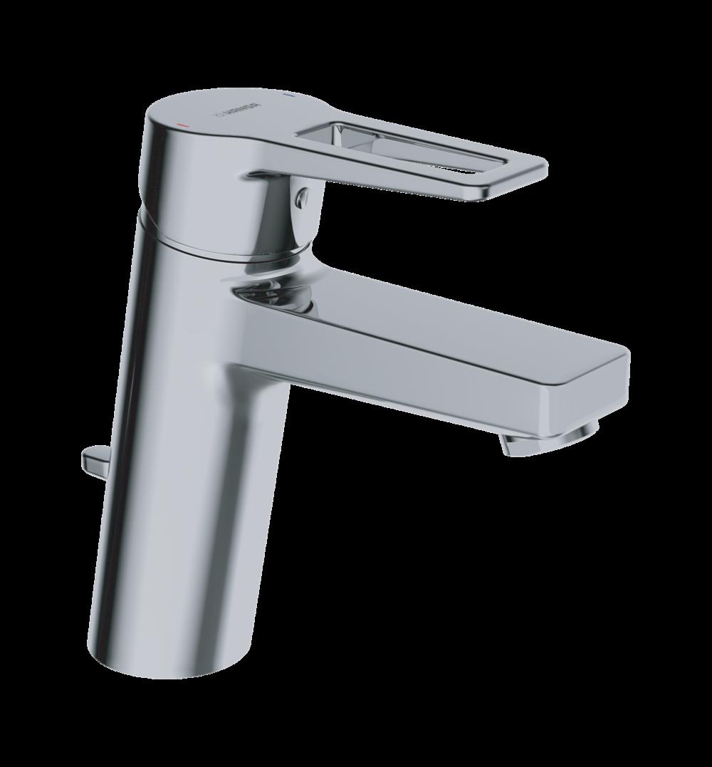 Waschbeckenarmaturen Hansa Armaturen Einhand-Waschtischbatterie Hansatwist XL