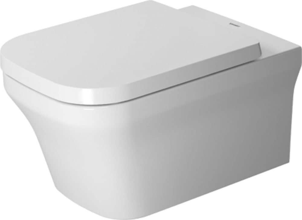 Wand-WCs Duravit Wand-Tiefspül-WC P3 Comforts