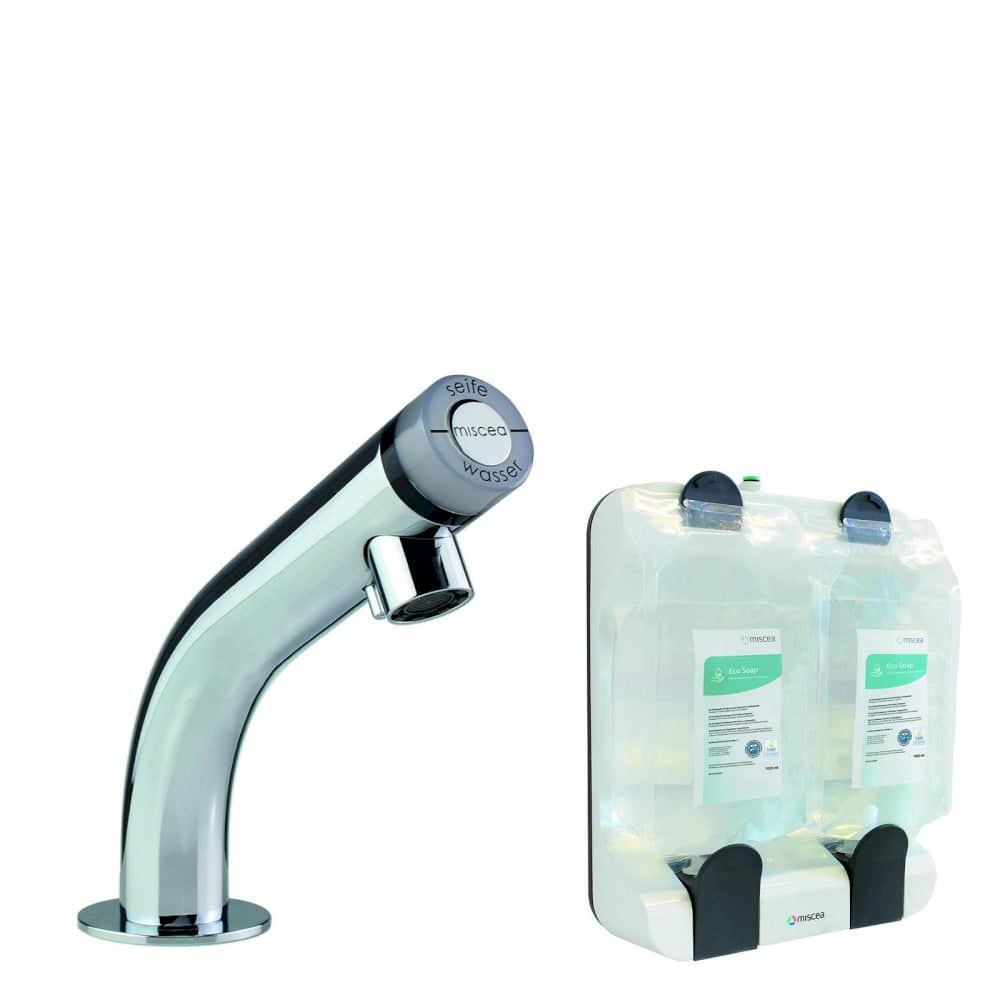 Waschbeckenarmaturen Miscea Elektronik-Waschtischarmatur light