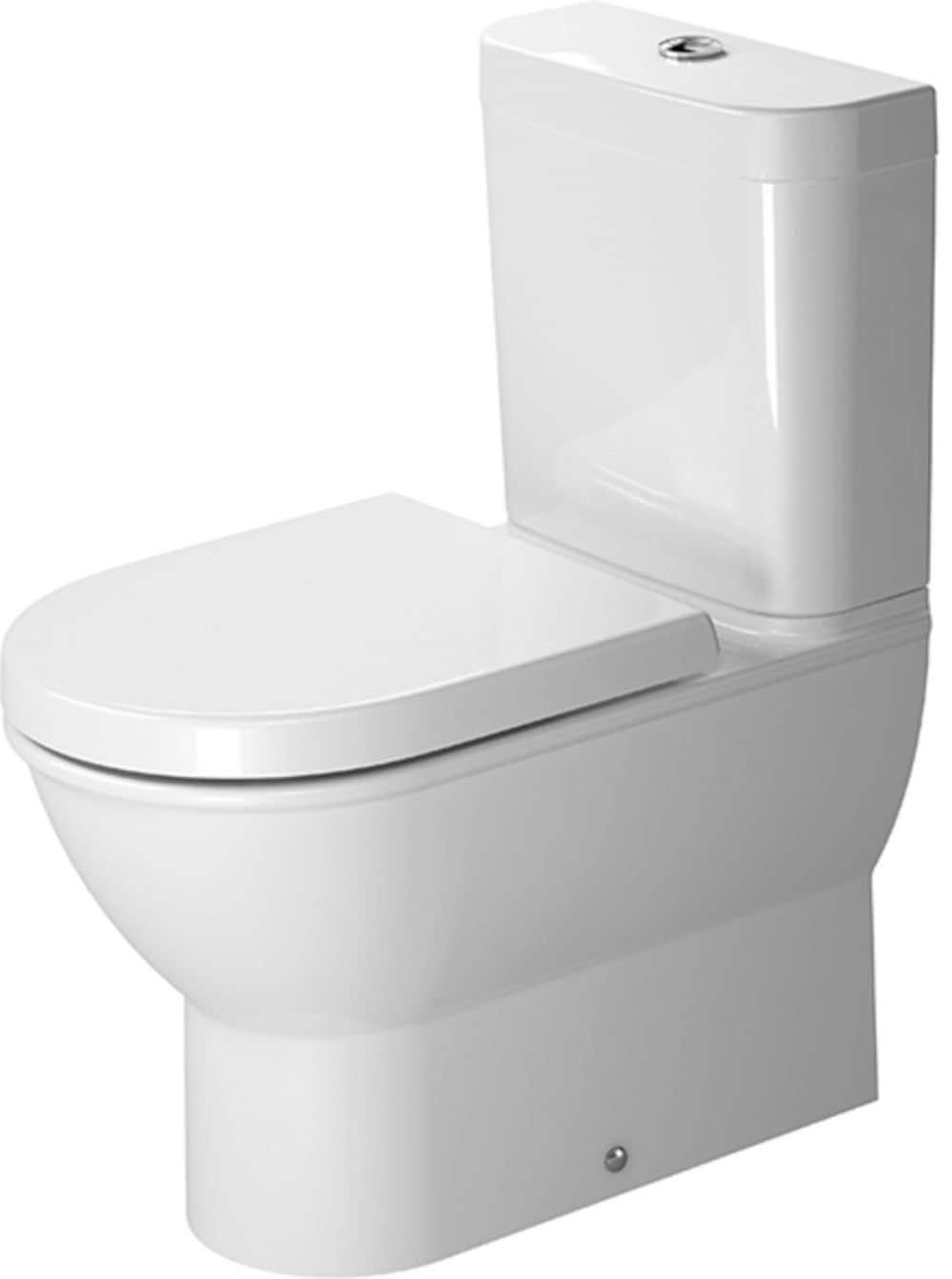 Stand-WCs Duravit Tiefspül-WC-Kombination Darling New