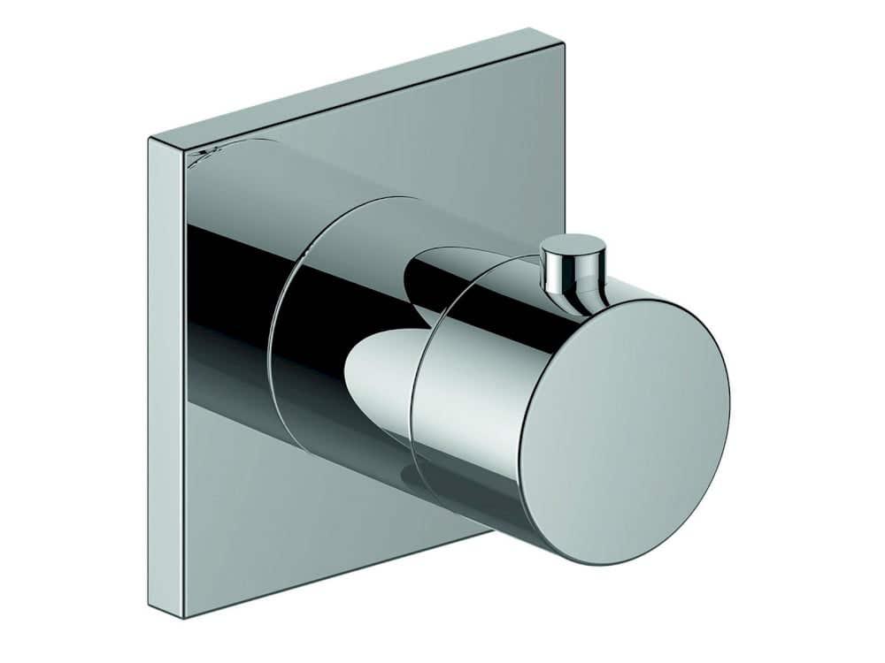 Duscharmaturen Keuco Fertigmontageset Thermostat-Brausebatterie IXMO