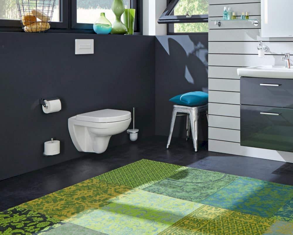 Wand-WCs VIGOUR Wand-Tiefspül-WC clivia