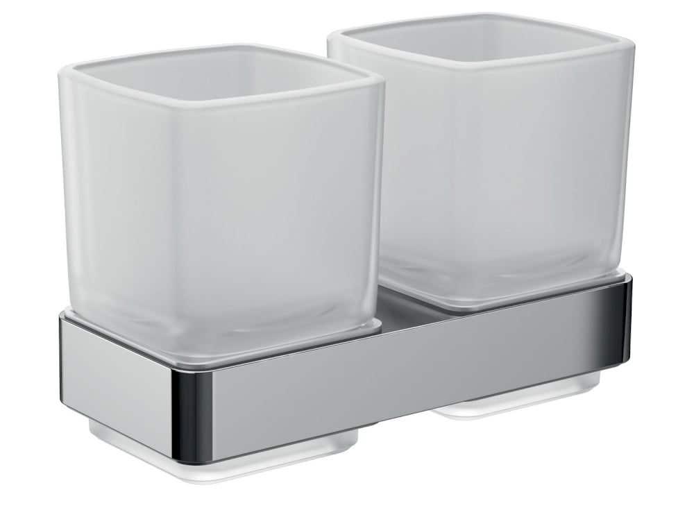 Accessoires EMCO Bad Doppelglashalter Loft