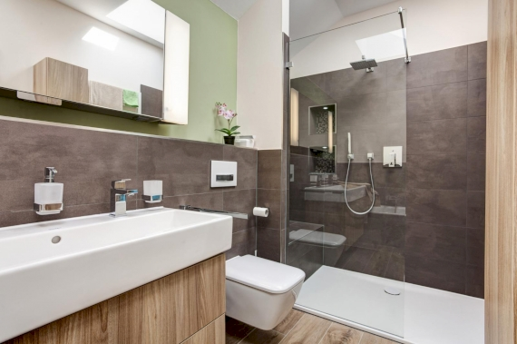 Mit der richtigen Planung wird auch aus einem kleinen Bad ein Traumbad.