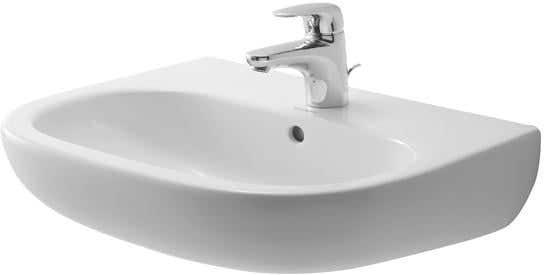 Waschbecken Duravit Waschtisch D-Code