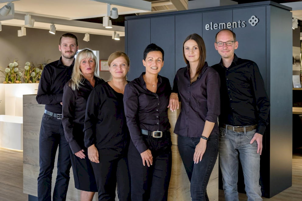 Unser Team elements Krefeld
