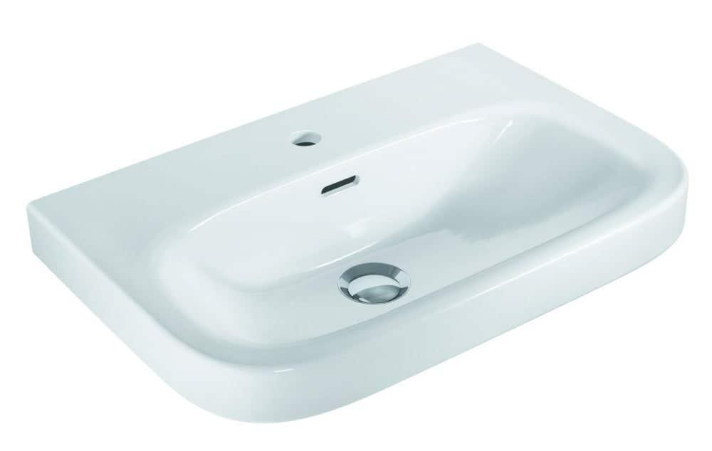 Waschbecken VIGOUR Waschtisch derby kompakt