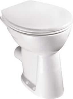 Stand-WCs VIGOUR Stand-Flachspül-WC derby basic plus